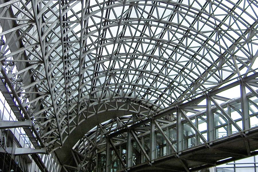 The Role Steel Structures Play In Architecture Valostar